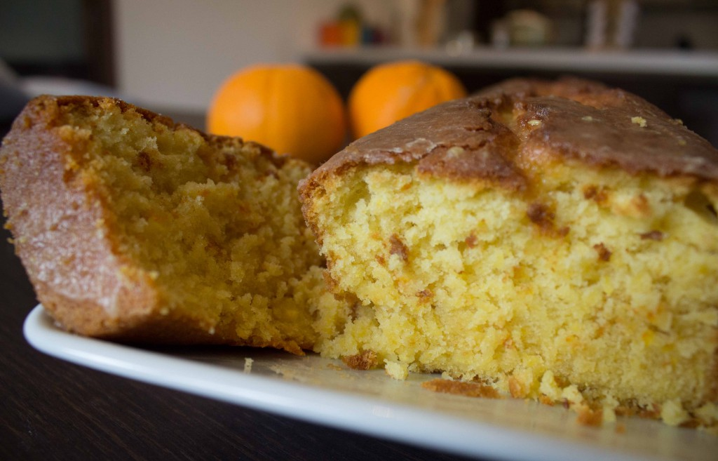pan di arancio siciliano