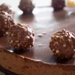 cheesecake cioccolato e nutella