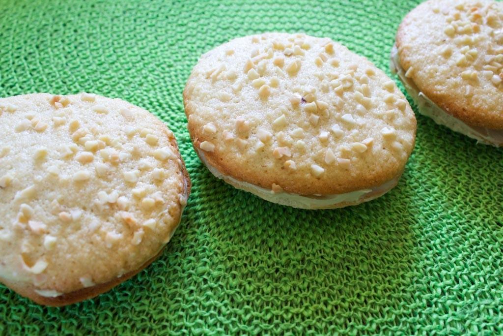 biscotti mandorle e pistacchi
