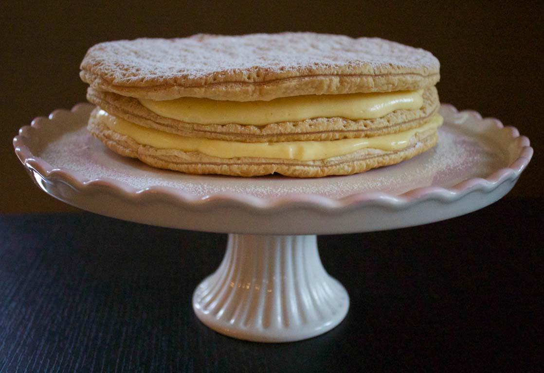 torta millefoglie ricetta