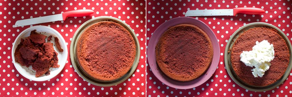 step 8 red velvet cake