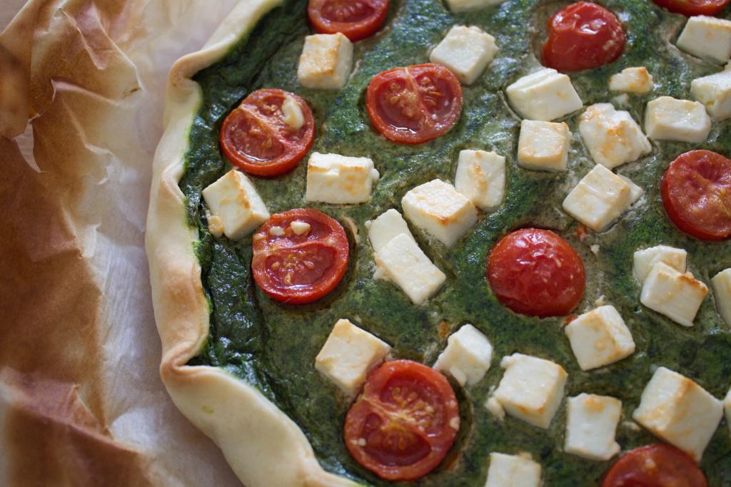quiche spinaci ricetta