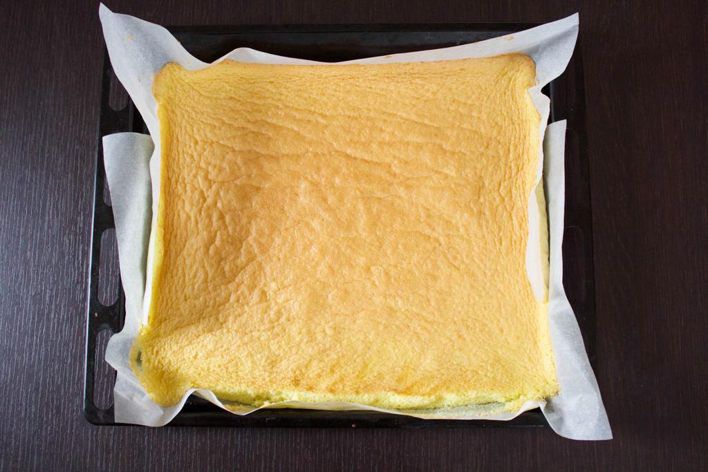 Ricetta Pan Di Spagna Rotolo.Pan Di Spagna Per Rotoli Ricetta Pasta Biscotto Vasa Vasa Kitchen