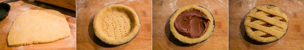 preparazione_crostatine_alla_nutella