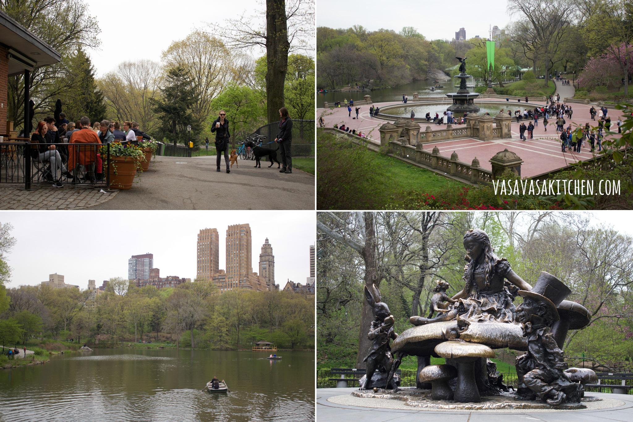 central-park-collage