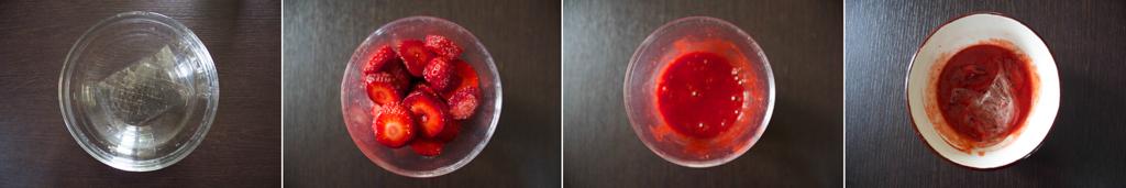preparazione-mousse-fragole