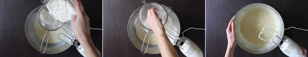 ciambellone allo yogurt e limone, step4
