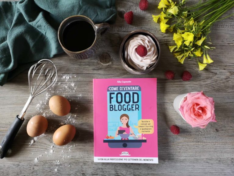 come diventare food blogger