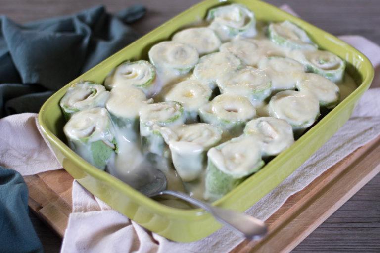crespelle spinaci ricotta