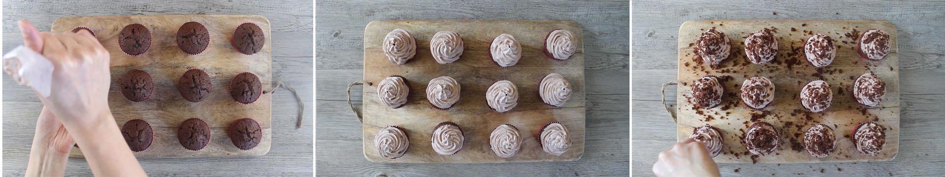 cupcake san valentino composizione