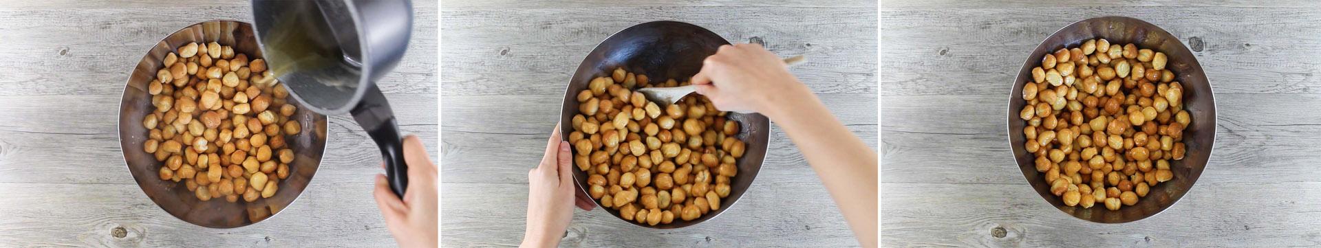 pignoccata palermitana ricetta