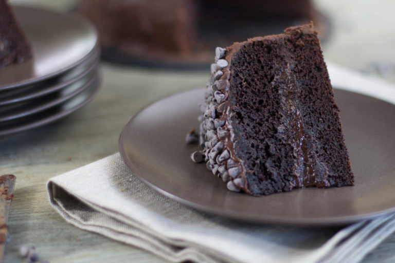 ricetta torta al cioccolato fondente
