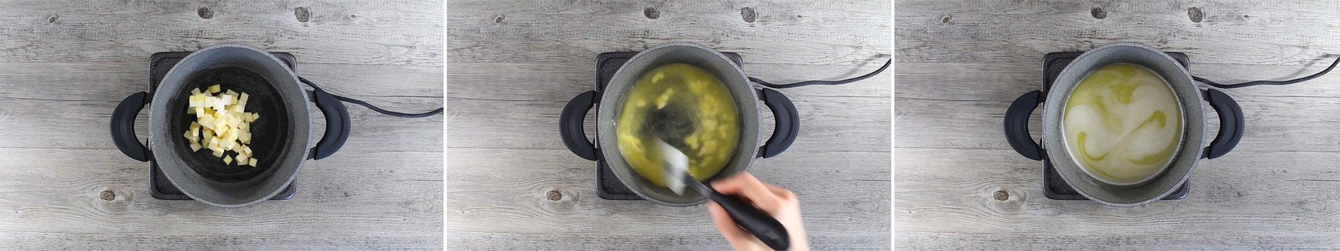 zeppole preparazione pasta choux