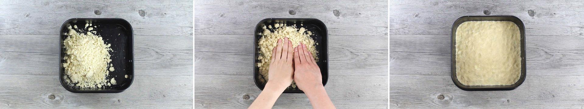 crostata fragolina preparazione