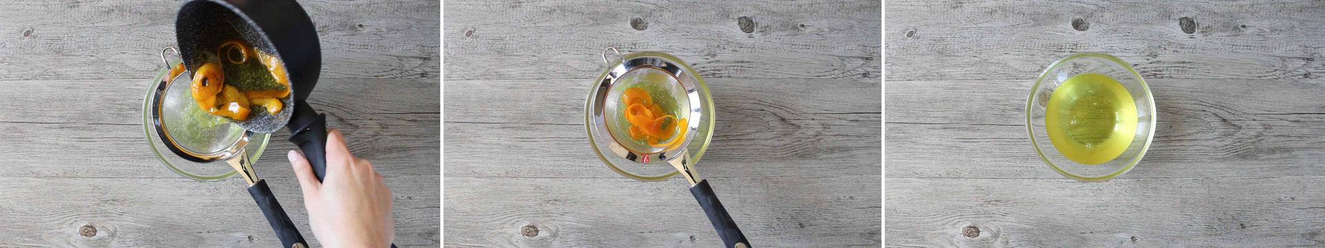 come fare bagna arancia e cointreau
