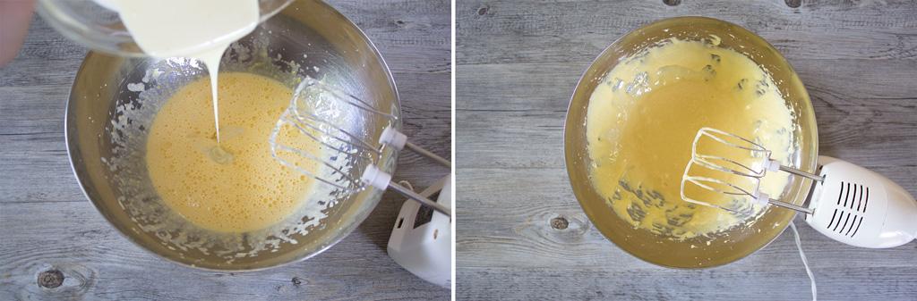 semifreddo ciliegie cioccolato bianco fuso