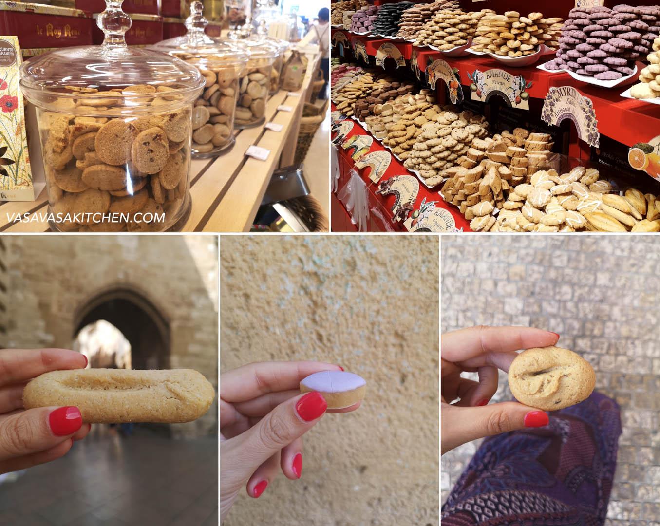 biscotti provenzali