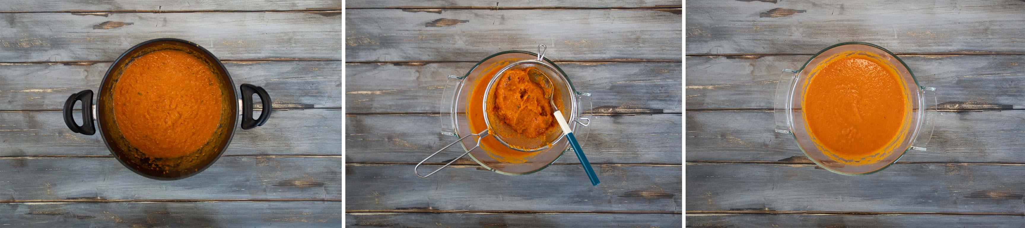 ricetta salsa pomodorini